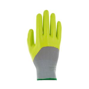 Gants de plantation coloris Vert clair Taille 10 388155