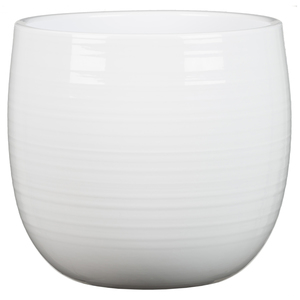 Cache-pot 765 Alaska Ø 25 x H 23 cm Céramique émaillée 388824