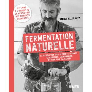 Fermentation Naturelle 320 pages Éditions Eugen ULMER 394677