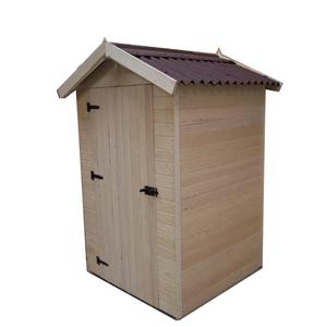 Abri Savoie 2,03 m2 avec plancher livré 396347