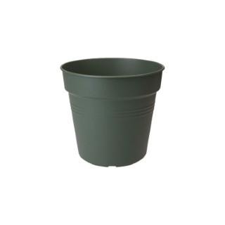 Pot de culture Green Basics vert - Ø11 x H10,1 397537