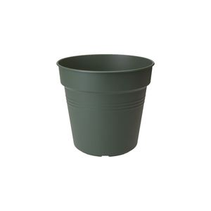 Pot de culture Green Basics vert - Ø13 x H12 397821