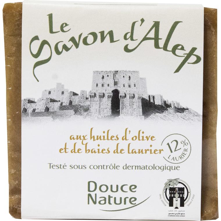 Savon d'alep DOUCE NATURE