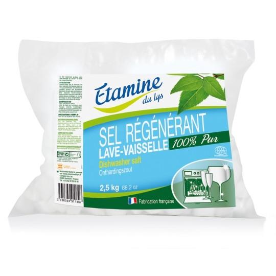 Sel regenerant 2,5 kg ETAMINE DU LYS