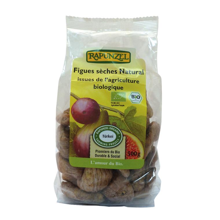 Figues Natural - Turquie 500 g RAPUNZEL