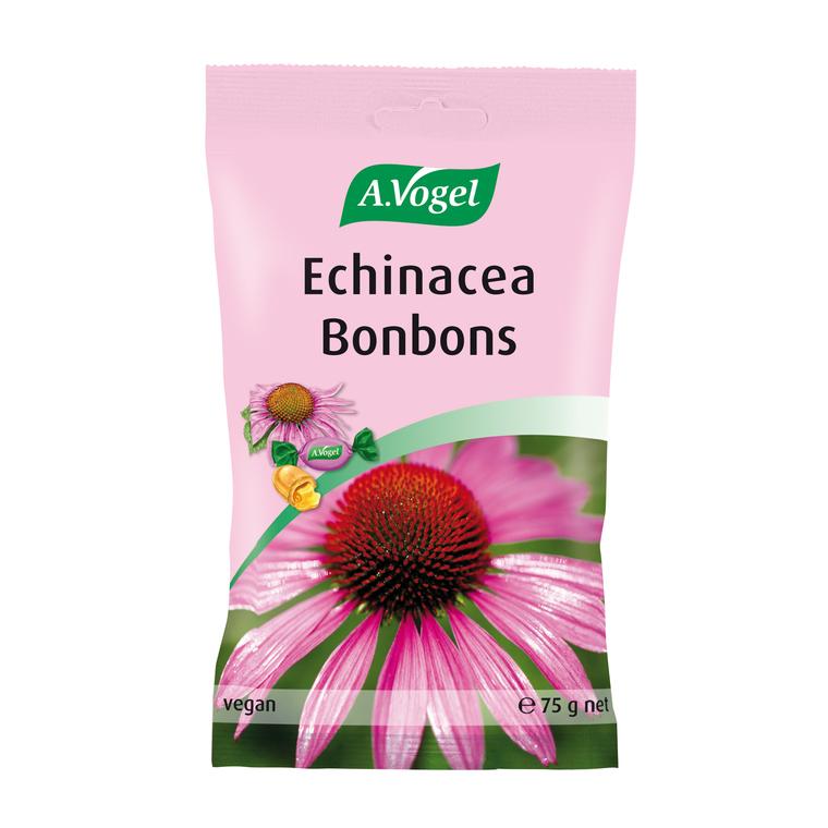 Bonbons d'échinacea – sachet de 75 gr 307106