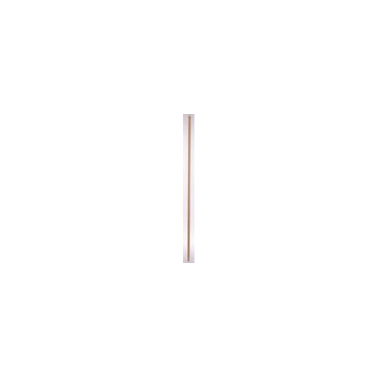 Manche pour balai ou raclette en bois 140 cm 307365