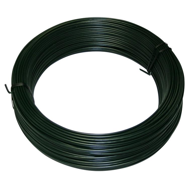 Fil de tension vert de 100 m et de diamètre 2,7 mm 307374