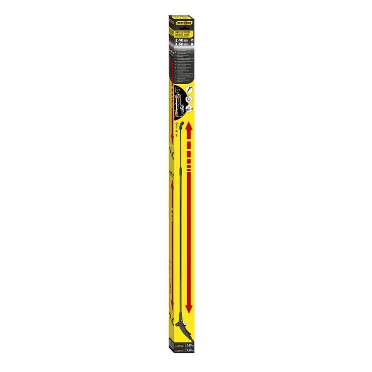Lance télescopique géante 3,6 m 309560