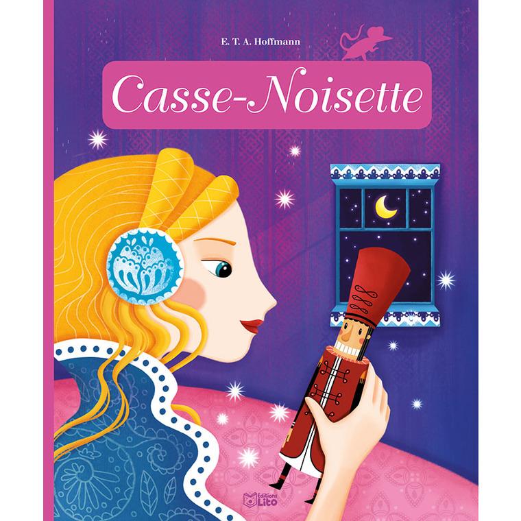 Casse-Noisette Minicontes Classiques 3 ans Éditions Lito 309624