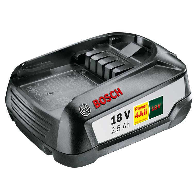 Batterie 2,5 Ah de 18 V Bosch 655541
