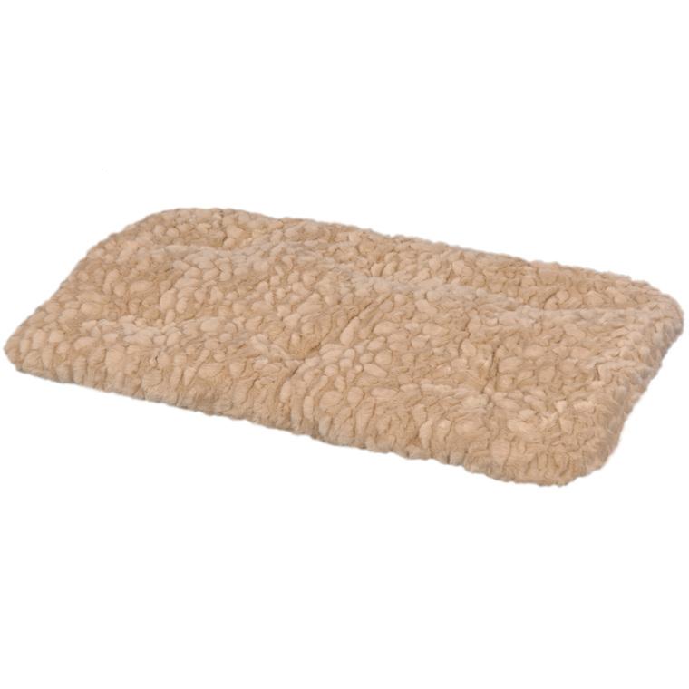 Tapis beige pour chien one paw lush confort 104 x 66 cm 330244