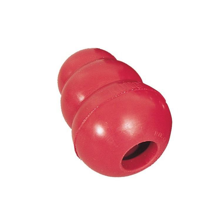 Jouet Chien Kong 15cm classic giant rouge 33501