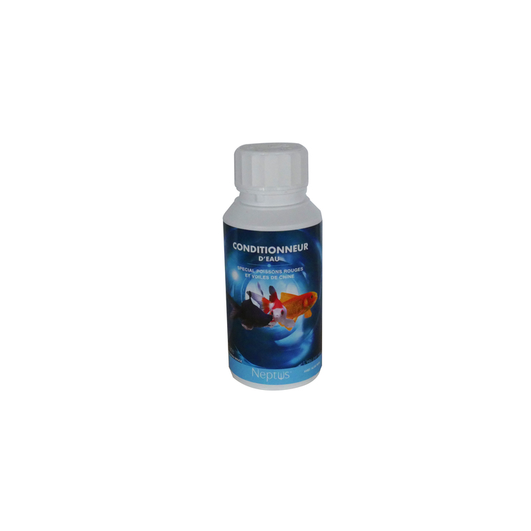 Conditionneur d'eau poisson rouge 250ml NEPTUS 335098