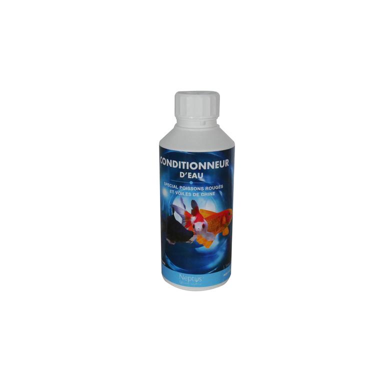 Conditionneur d'eau poisson rouge 500ml NEPTUS 335099
