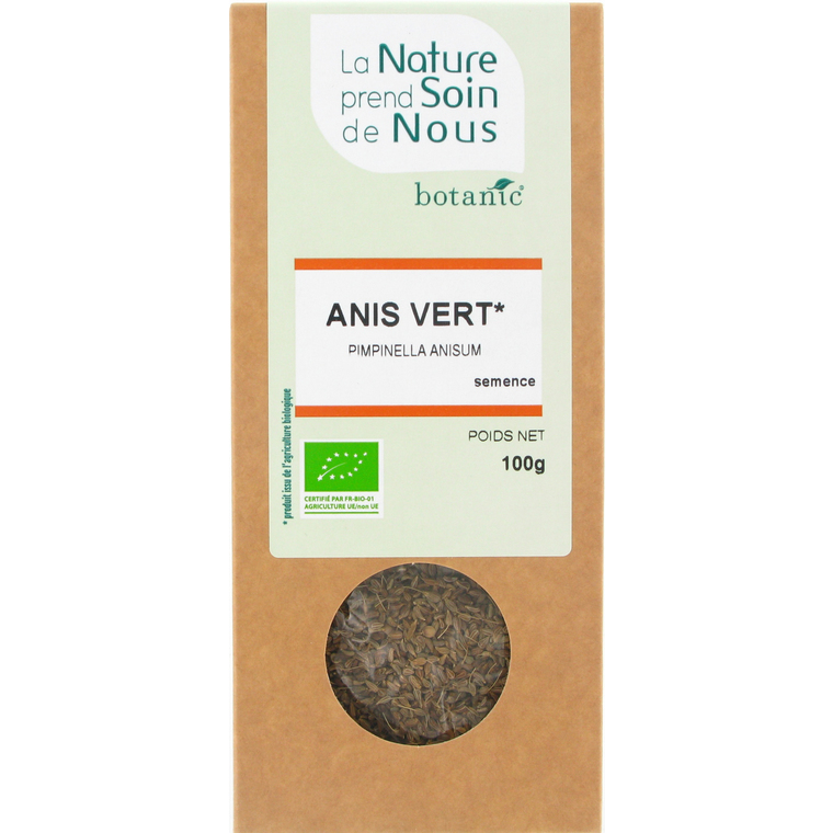 Anis vert semence pour infusion 335467