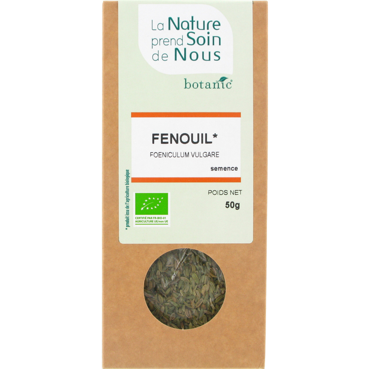 Fenouil semence pour infusion 335545