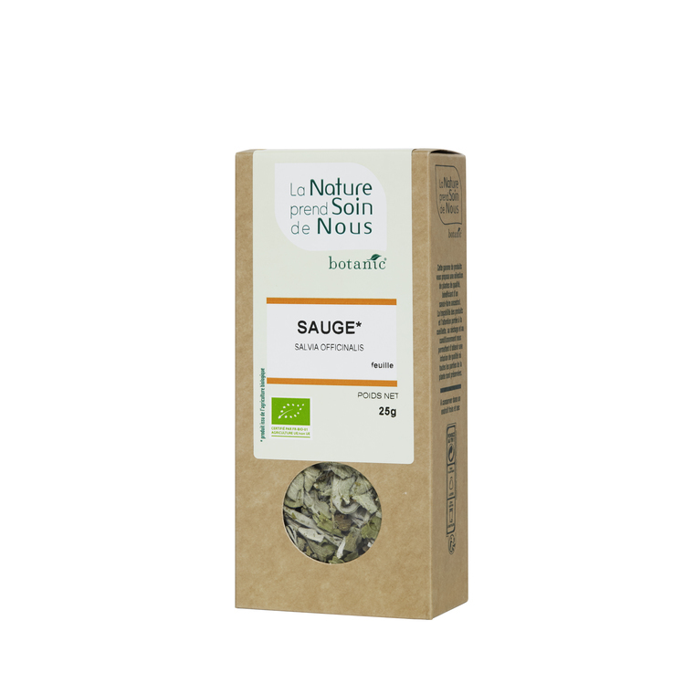 Sauge feuille pour infusion 335564