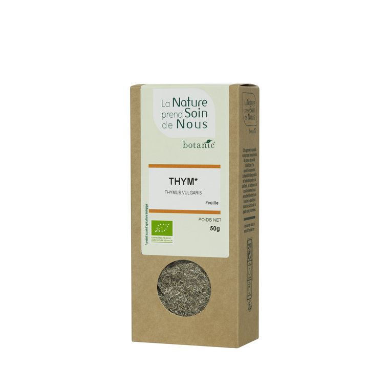 Thym feuille de 1er choix pour tisane pour infusion 335566