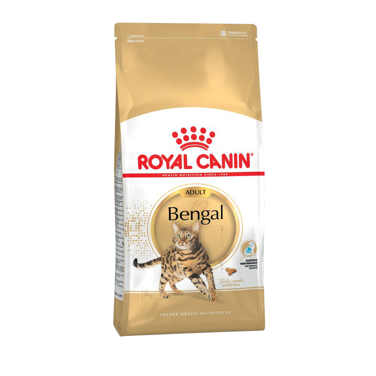Croquettes pour chat Bengal adulte Royal Canin - 400 gr 337421