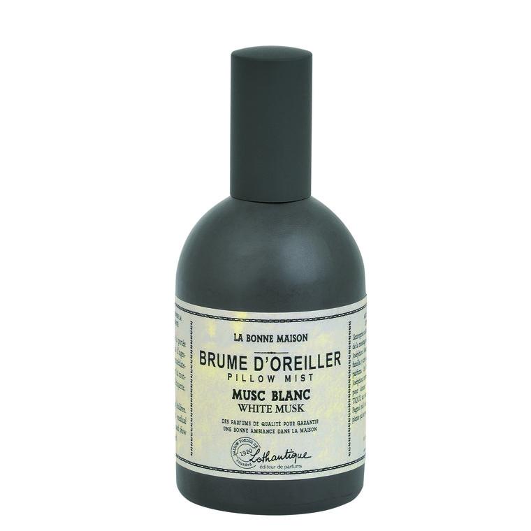 Brume d'oreiller senteur Musc blanc – 100 ml 341177