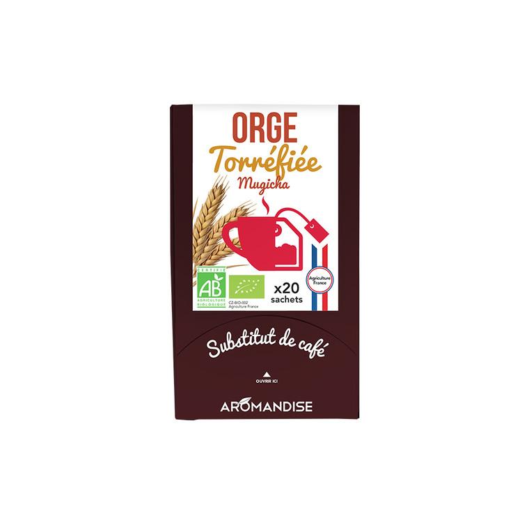 Orge torréfié - boîte de 20 sachets 342650