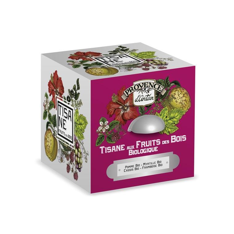 Tisane aux fruits des bois bio 60 g 342696