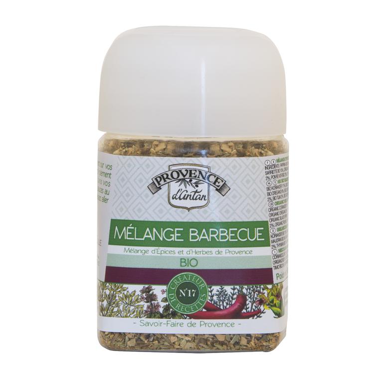 Recharge pour mélange spécial barbecue bio 40 g 342727