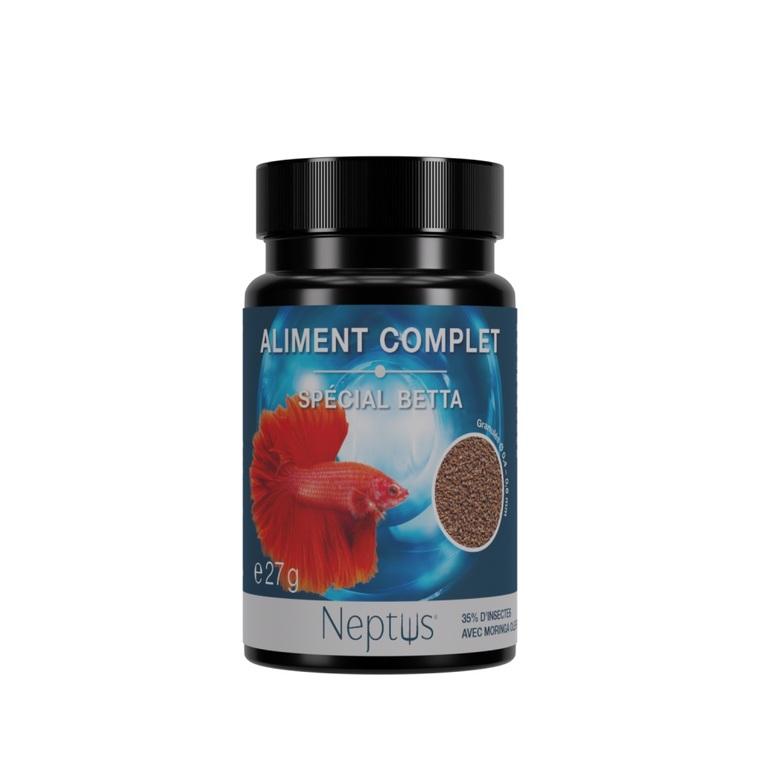 Aliment complet (granulés) pour betta - Boîte 75ml 342994