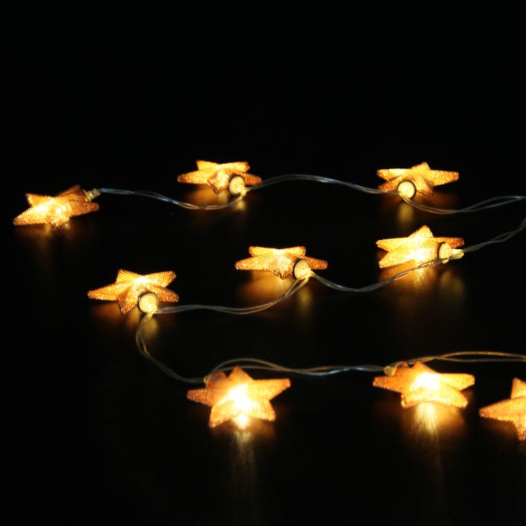 Guirlande Étoiles Copper Star 344974