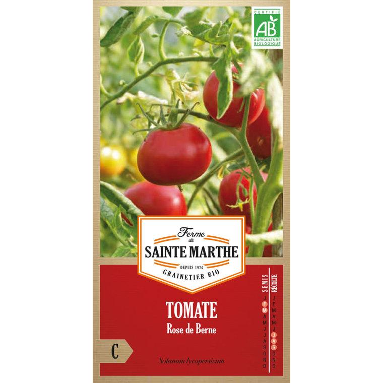 Tomate Rose de Berne 345039