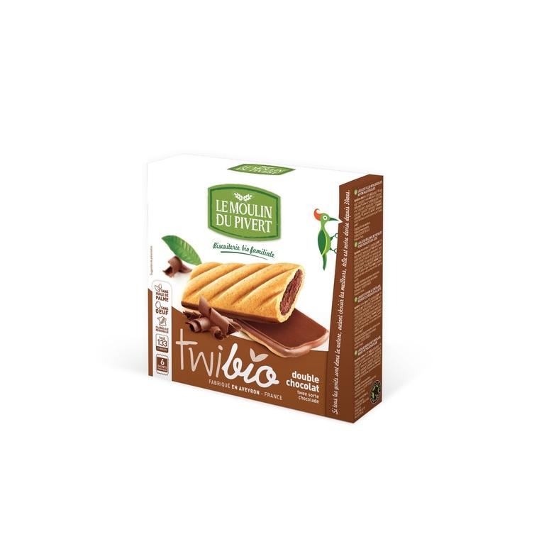 Equi'libre chocolat bio 150 g LE MOULIN DU PIVERT 354726