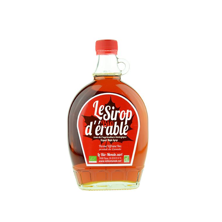 Sirop d'Erable bio LE BIOMONDE 500 ml 354983