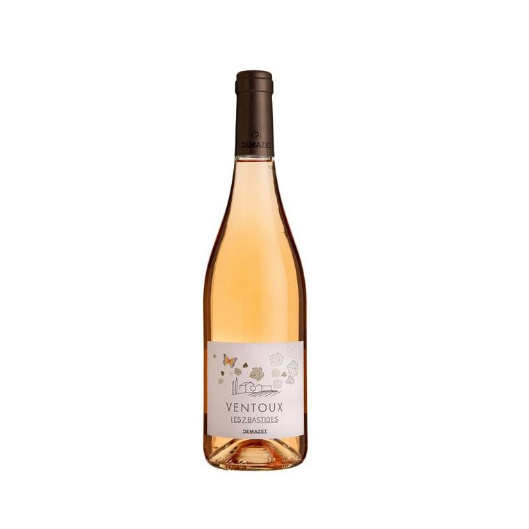 Côtes du Ventoux Rosé VIN ATTITUDE 355107