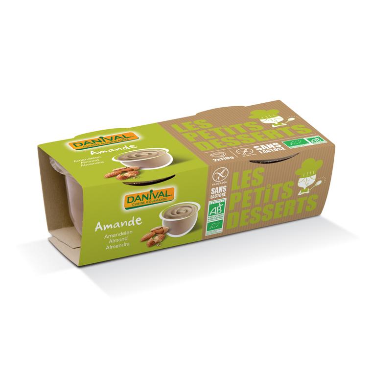 Dessert Amande 220 g DANIVAL 355229