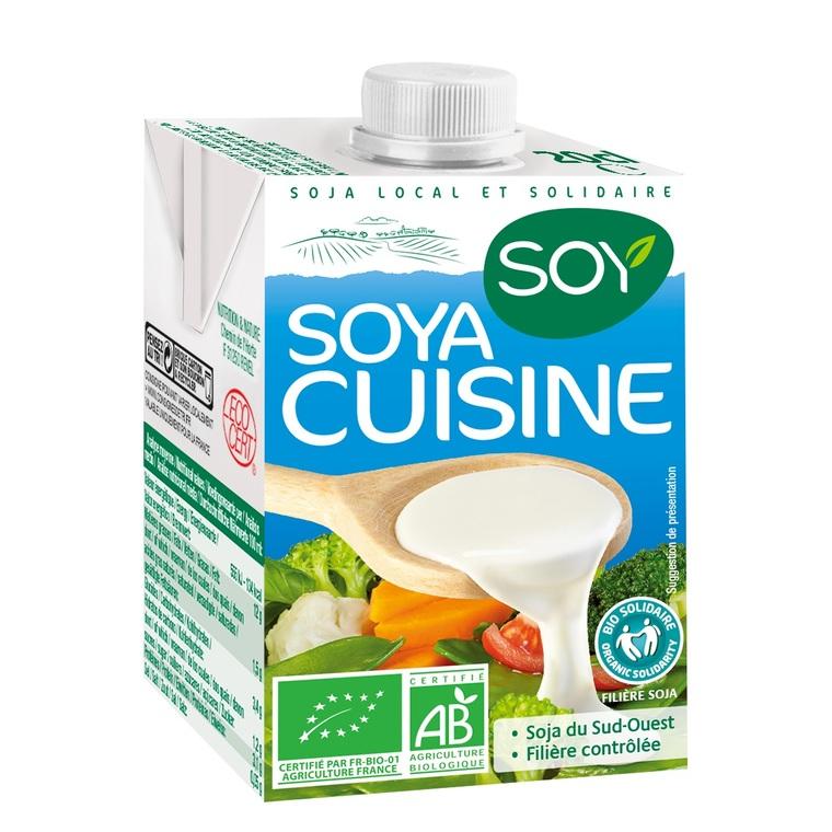 Soya Cuisine Nature Soy 20cl 355423