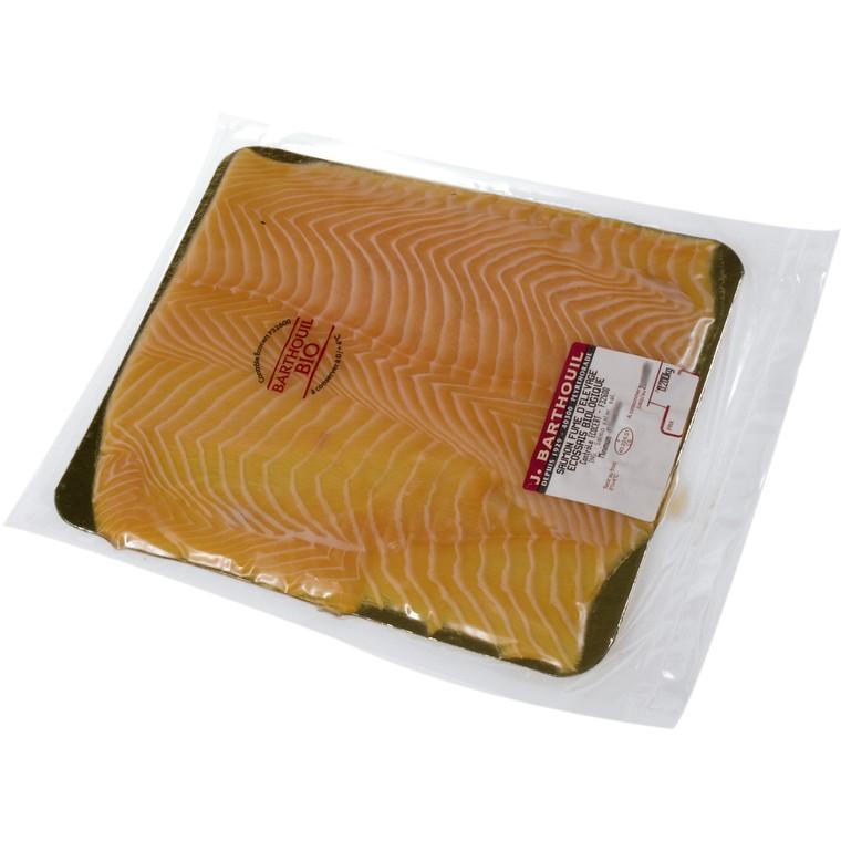 Saumon fumé 8 tranches 355801