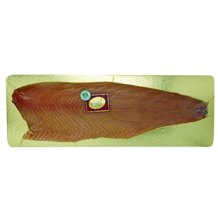 Filet saumon fumé tranché Shetlands HERENS 355937