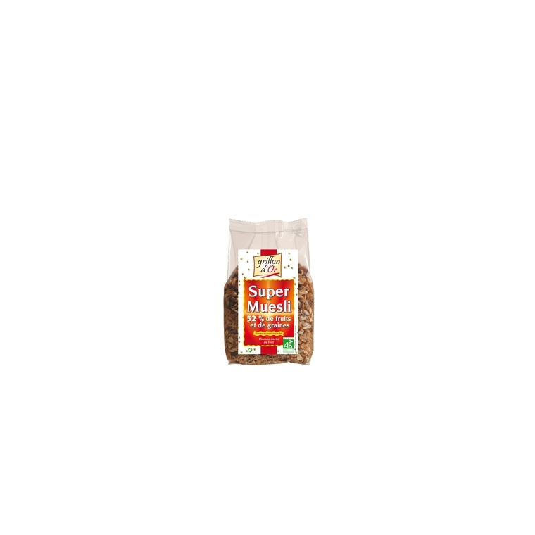 Super muesli GRILLON D'OR 356050