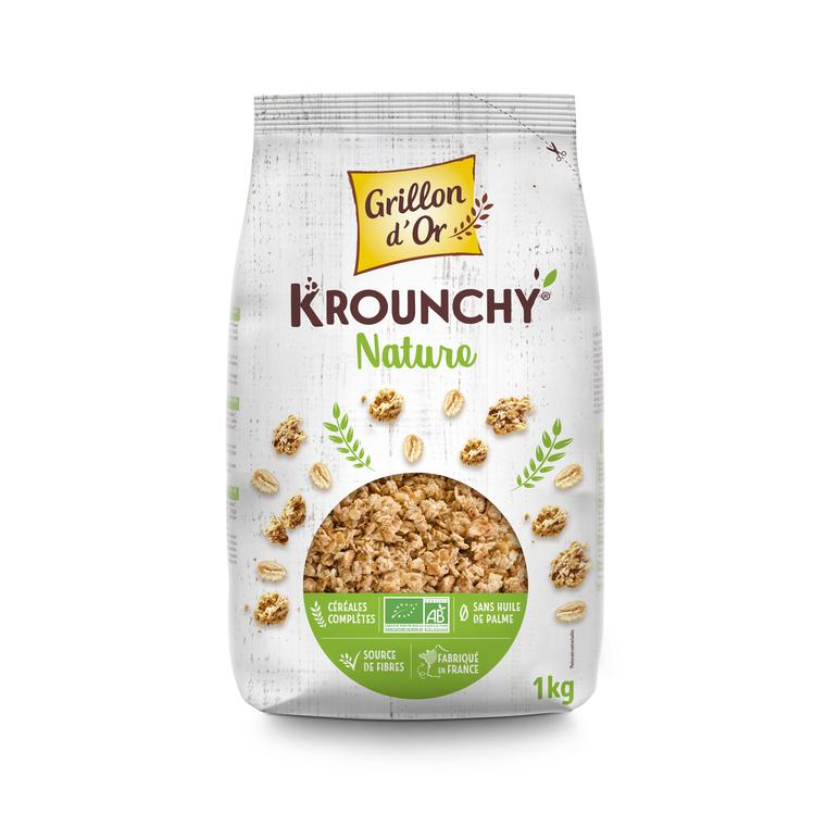 Krounchy Familial Nature Bio - 1 kg 356053