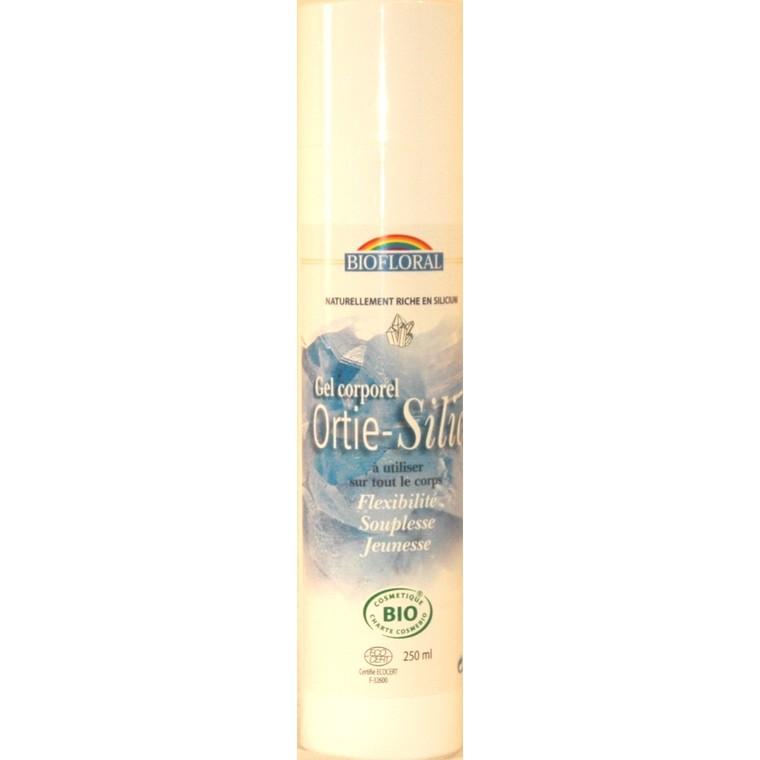 Gel corporel ortie-silice en flacon de 250 ml 356177
