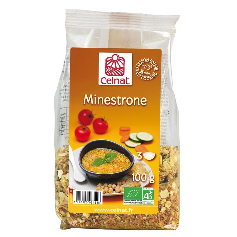 Soupe minestrone 356957