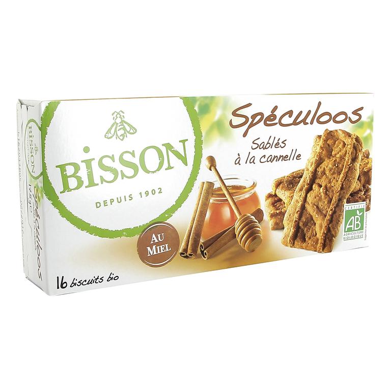Speculoos bio Bisson 175 g 358612