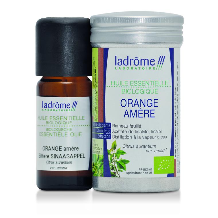 Huile essentielle bio d'Orange amère Ladrôme - 10 ml 358716