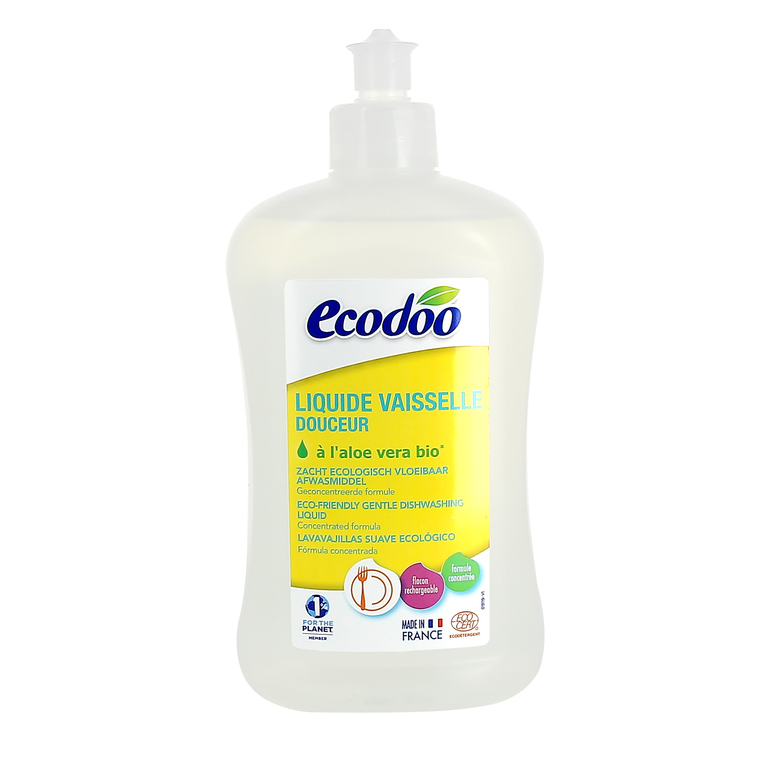 Liquide vaisselle Aloé Vera 500 ml 358799