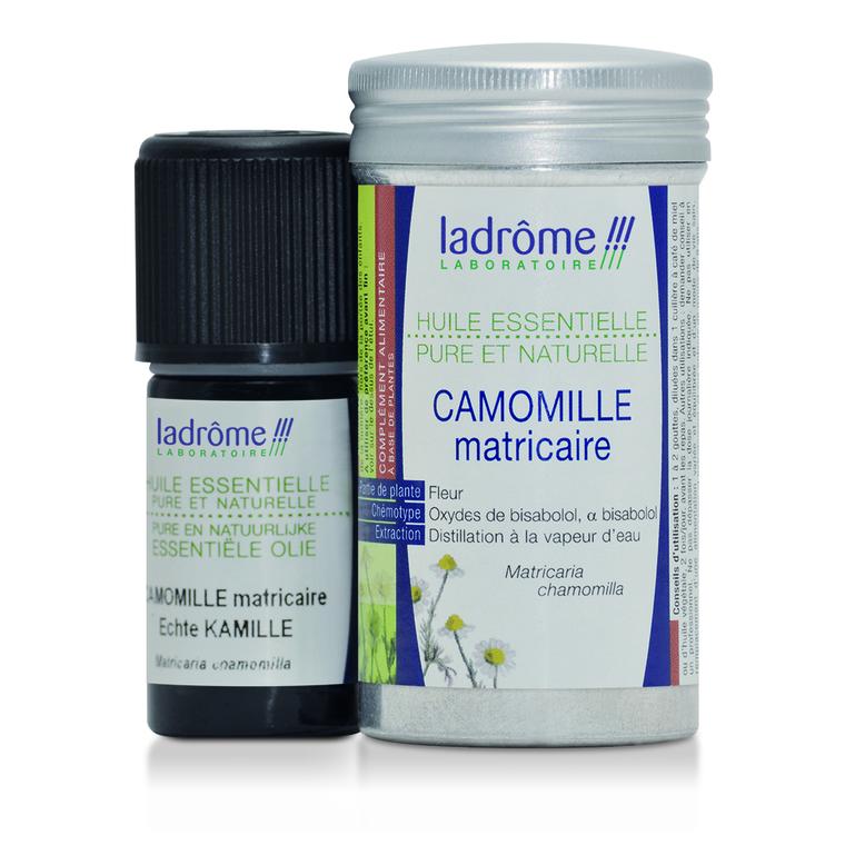 Huile essentielle bio de Camomille matricaire Ladrôme - 10 ml 358924