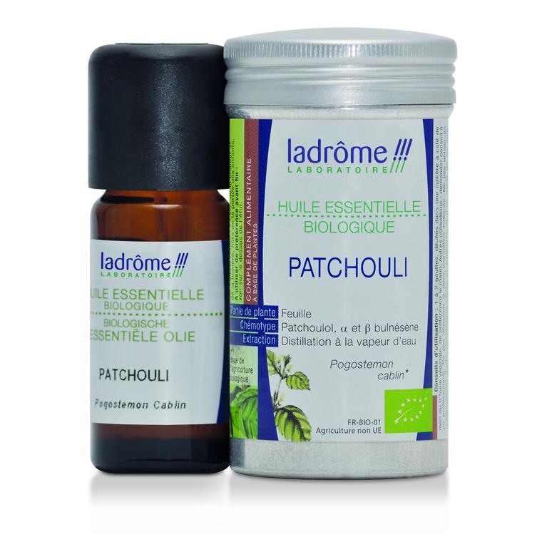Huile essentielle bio de Patchouli Ladrôme - 10 ml 358925