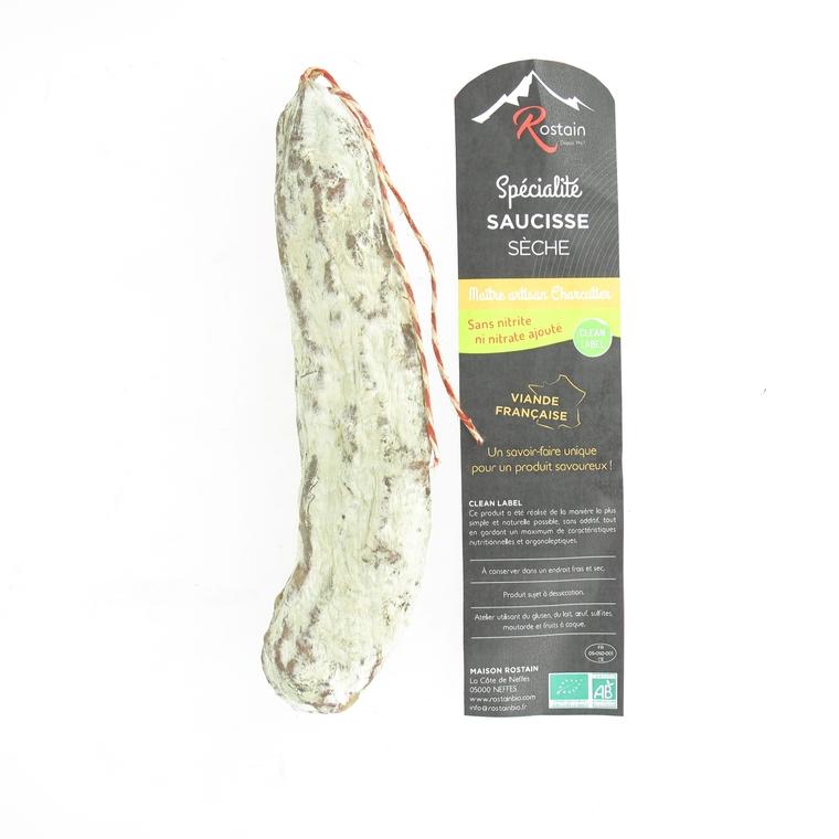 Saucisse sèche ROSTAIN 359069