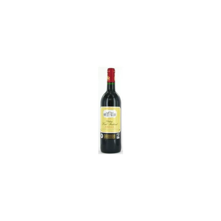 Château Haut-Pouchaud AOC Bordeaux rouge 2009 359486