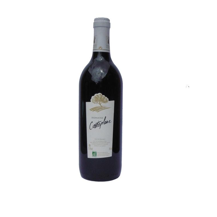 Vin de table rouge bio 2012 359936